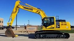 Excavator For Sale:  2018 Komatsu PC240LC-11