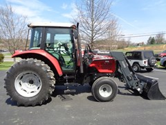 Tractor For Sale 2004 Massey Ferguson 5445 , 85 HP