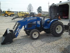 Tractor For Sale 2015 New Holland WORKMASTER 33 , 33 HP