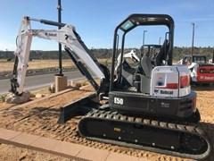 Excavator-Track :  Bobcat E50 T4