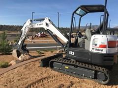 Excavator-Track :  Bobcat E42 T4