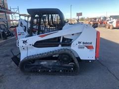 Skid Steer-Track :  Bobcat T550 T4