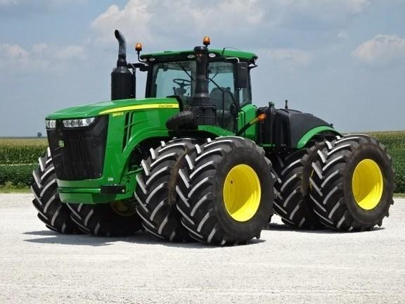 2017 John Deere 9620R Tractor For Sale
