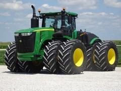 Tractor - 4WD For Sale 2017 John Deere 9620R , 620 HP