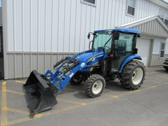 Tractor For Sale:  2010 New Holland Boomer 3045 , 45 HP