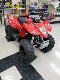 ATV For Sale 2018 Textron ALTERRA DVX 90
