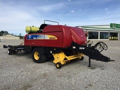 Baler-Square For Sale:  2011 New Holland BB9060