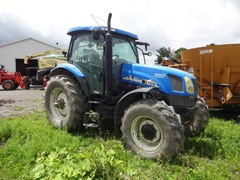 Tractor For Sale 2003 New Holland TS115A