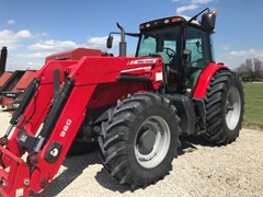 Tractor For Sale 2011 Massey Ferguson 7480 , 145 HP