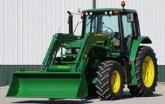 Tractor For Sale John Deere 6110M CAB-24AQ+
