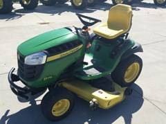 Riding Mower For Sale 2012 John Deere D170