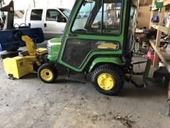 Riding Mower For Sale:  2017 John Deere X758 , 24 HP