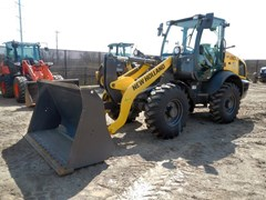 Wheel Loader  2017 New Holland W80C HS