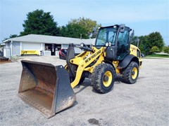 Wheel Loader  2016 New Holland W80C HS