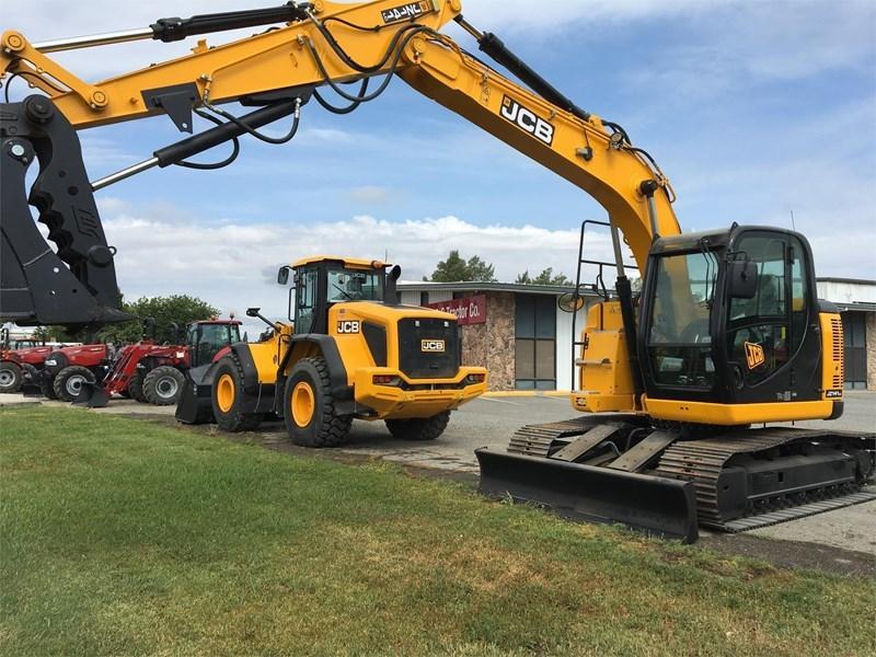 2018 JCB JZ141 LC Excavator-Track