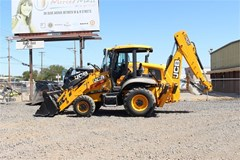 Loader Backhoe  2018 JCB 3CX TURBO