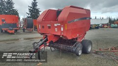 Baler-Round For Sale Case IH RBX452