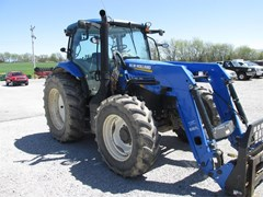Tractor For Sale 2013 New Holland T6.140 , 100 HP