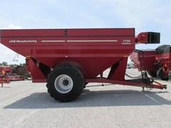 Grain Cart For Sale 2010 J&M Manufacturing Co. Inc 1150-20S