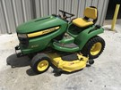 Riding Mower For Sale:  2008 John Deere X520 , 26 HP