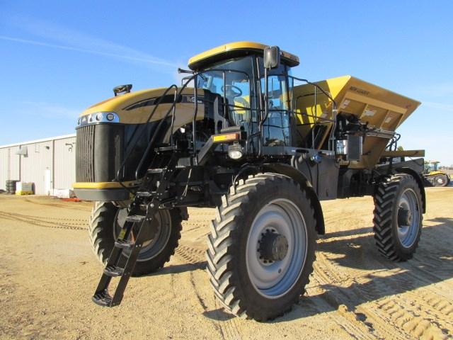 2013 RoGator 1100 Fertilizer Spreader For Sale