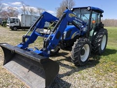 Tractor For Sale 2011 New Holland T4030