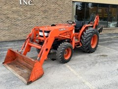 Tractor For Sale:  2000 Kubota L4310HST
