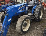 Tractor For Sale: 2006 New Holland TN85A, 69 HP