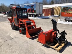 Loader Backhoe For Sale:  2005 Kubota BX23TLB