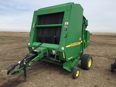 Baler-Round For Sale:  2006 John Deere 567