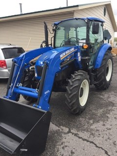 Tractor For Sale 2018 New Holland POWERSTAR 75 , 75 HP