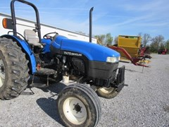 Tractor For Sale 2000 New Holland TN75 , 72 HP