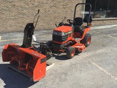 Tractor For Sale:  2004 Kubota BX1500D