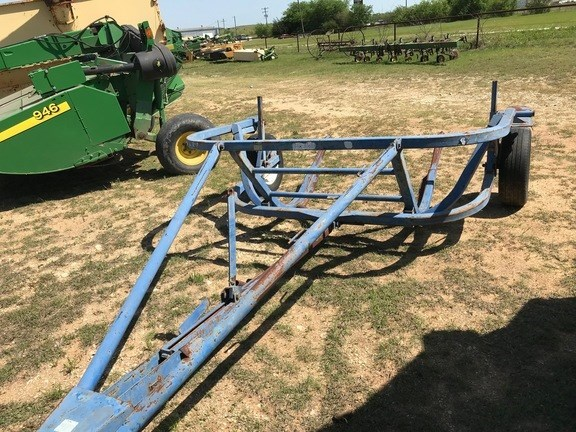 Prefier hay dolly Bale Mover-Pull Type For Sale