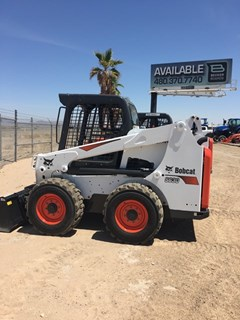 Skid Steer :  Bobcat S630 T4