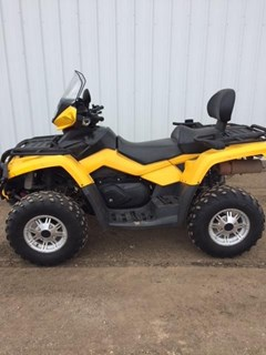 ATV For Sale 2010 Can-Am 2010 Outlander Max XT 650 Yellow
