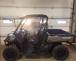 Utility Vehicle For Sale: 2016 Can-Am 2016 DEFENDER XT HD10 SILVER SKU # 8CGL