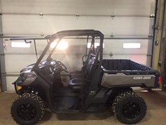 Utility Vehicle For Sale 2016 Can-Am 2016 DEFENDER XT HD10 SILVER SKU # 8CGL