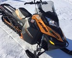 Snowmobile For Sale: 2013 Ski-Doo 2013 SUMMIT SP 163 800E-TEC E.S. ORG/BLK