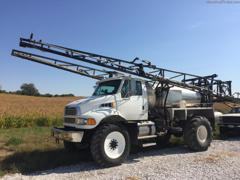 2008 Sterling Acterra Sprayer-Self Propelled For Sale