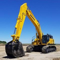 Excavator For Sale:  2018 Komatsu PC650LC-11