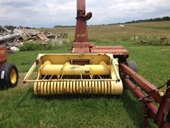 Forage Harvester-Pull Type For Sale 1982 New Holland 718