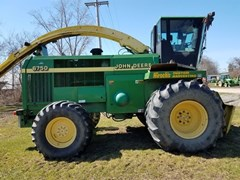 Forage Harvester-Self Propelled For Sale 2001 John Deere 6750
