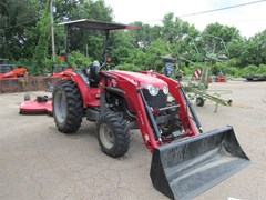 Tractor For Sale 2015 Massey Ferguson 2705E , 40 HP