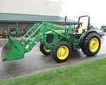 Tractor For Sale: 2013 John Deere 5075M, 75 HP