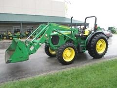 Tractor For Sale:  2013 John Deere 5075M , 75 HP