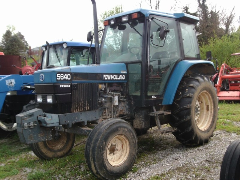 1995 New Holland 5640SL Tractor For Sale