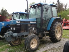 Tractor For Sale 1995 New Holland 5640SL , 66 HP