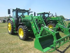 Tractor For Sale:  2015 John Deere 6155R
