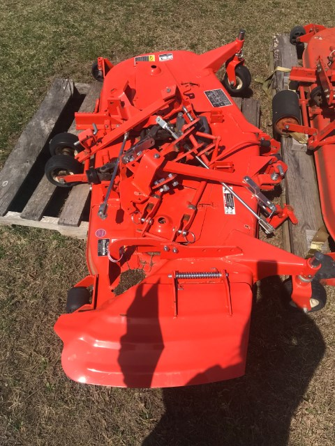 2016 Kubota rck60-30b Mower Deck For Sale